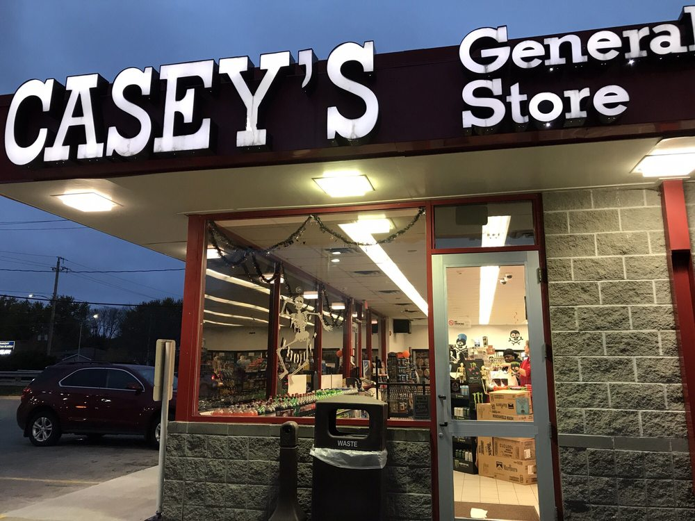 Casey's General Store: 1602 W 1st St, Ankeny, IA