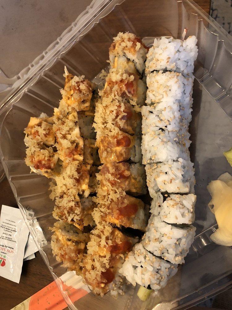 Brookside Sushi: 408 E 63rd St, Kansas City, MO