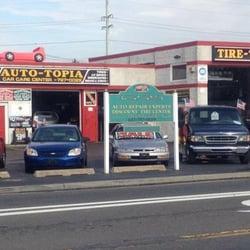 Auto Topia Motor Mechanics Repairers 233 County Line