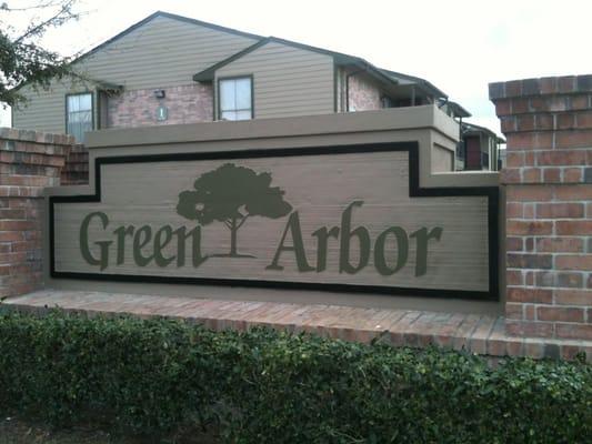 Green Arbor Apts - Apartments - 10601 Sabo Rd, South Belt ...