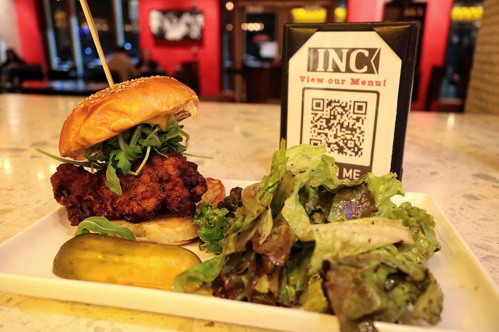 INC American Bar & Kitchen: 302 George St, New Brunswick, NJ