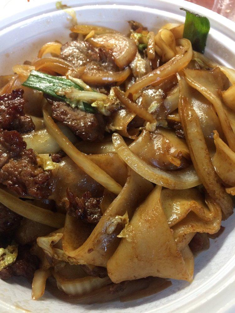 Restaurant Chinois Position