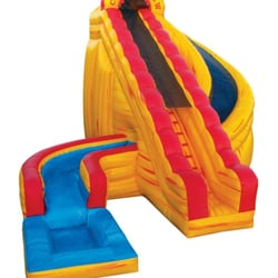 photo of extremely fun water slide u0026 bounce house rentals pompano beach fl - Water Slide Bounce House