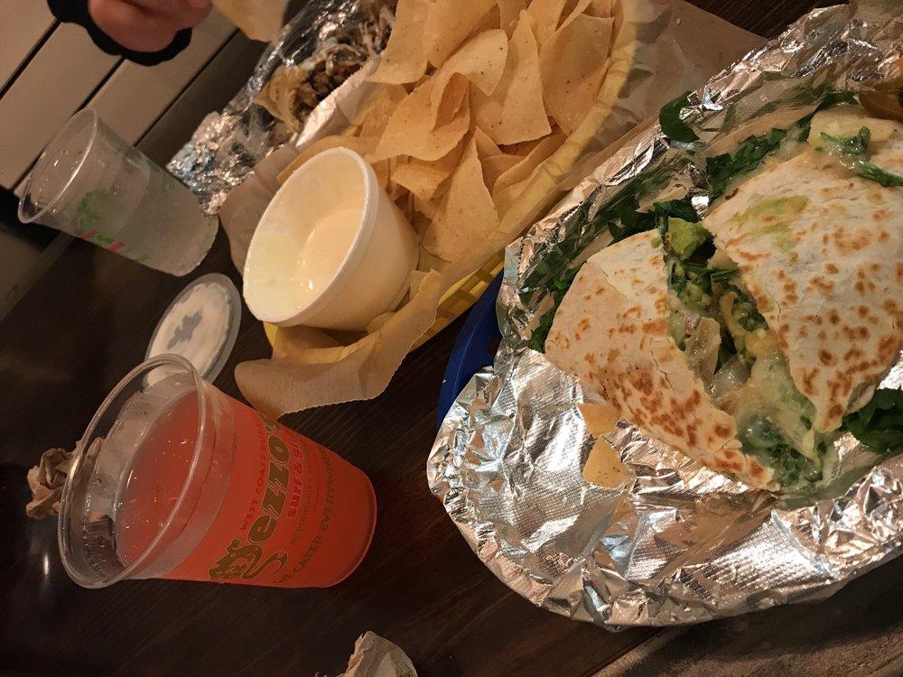 Gezzo's West Coast Burritos: 1866 Jonesboro Rd, McDonough, GA
