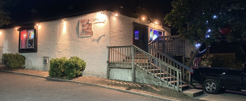 Lucky's Pub: 358 Mooney Pond Rd, Farmingville, NY