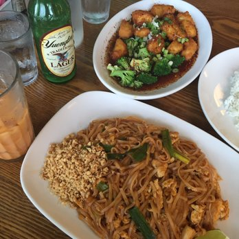 Photo Of Bangkok Kitchen   Maumee, OH, United States. Pad Thai Close To