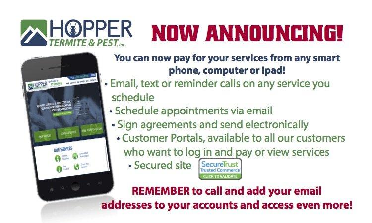 Hopper Environmental Services: 1593 Rossi Rd, Mountain Home, AR