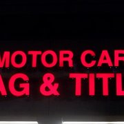 Motor Car Tag Title 26 Reviews Registration Services