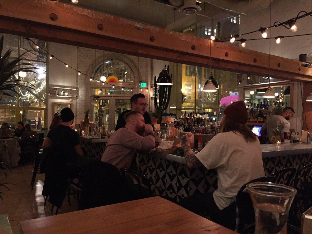 Copal Restaurant Seattle Menu