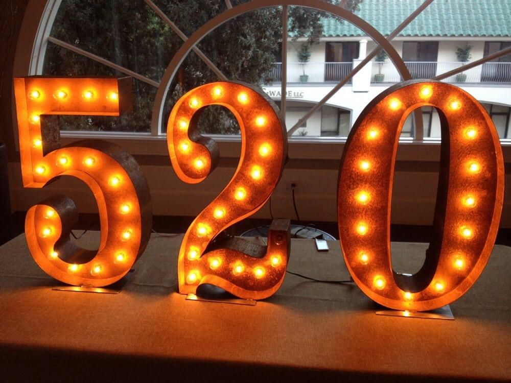 520 Chef's Table at Garden Court Hotel: 520 Cowper St, Palo Alto, CA
