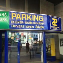 Parking Ecuyer Rue De L Ecuyer   Ville De Bruxelles