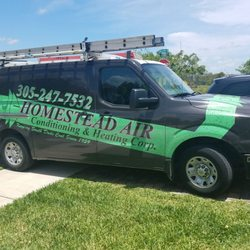 Photo Of Homestead Air Conditioning And Heating Fl United States Service