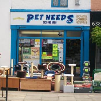 Pet Needs Pet Stores 24 Liscard Cresent Wallasey