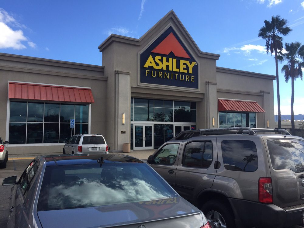 Ashley furniture store yelp for Furniture stores in burbank