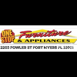One Stop Furniture And Appliance Furniture Stores 2203 Fowler St Fort Myers Fl Phone