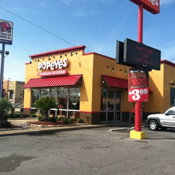Popeyes Louisiana Kitchen Building popeyes louisiana kitchen - 14 photos - fast food - 4701 veterans