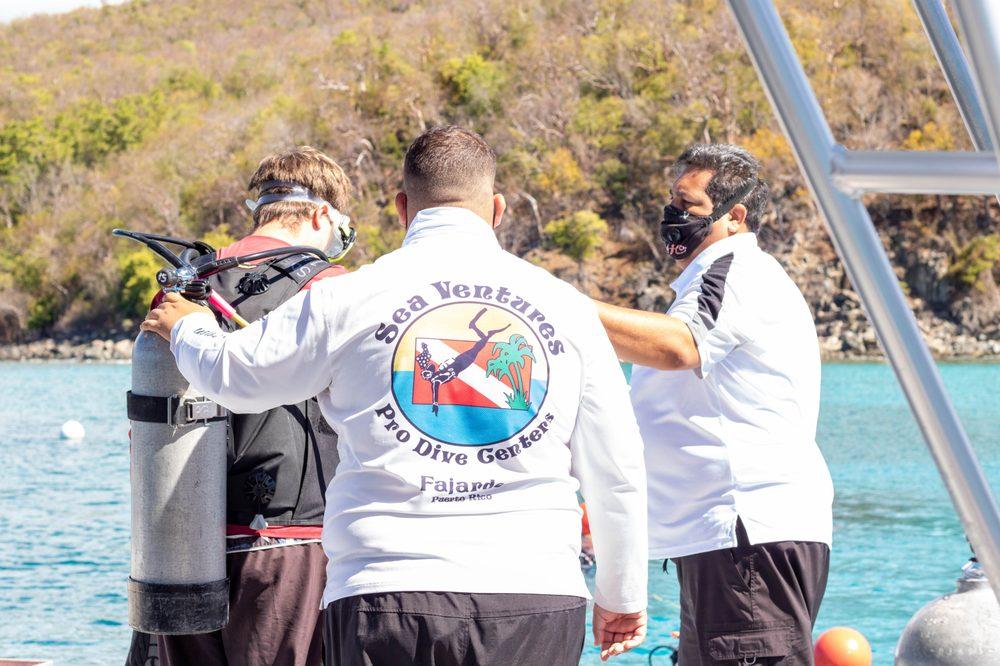 Sea Ventures: Carretera 3 Km 51.4, Fajardo, PR