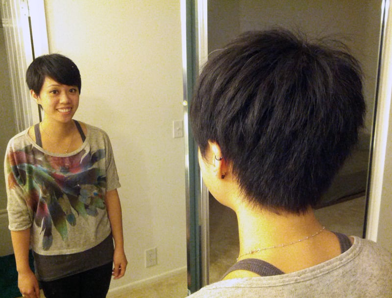 Photo Of Thao Hair