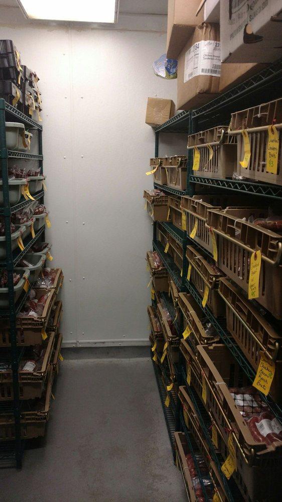 Backus Locker: 111 Front St N, Backus, MN