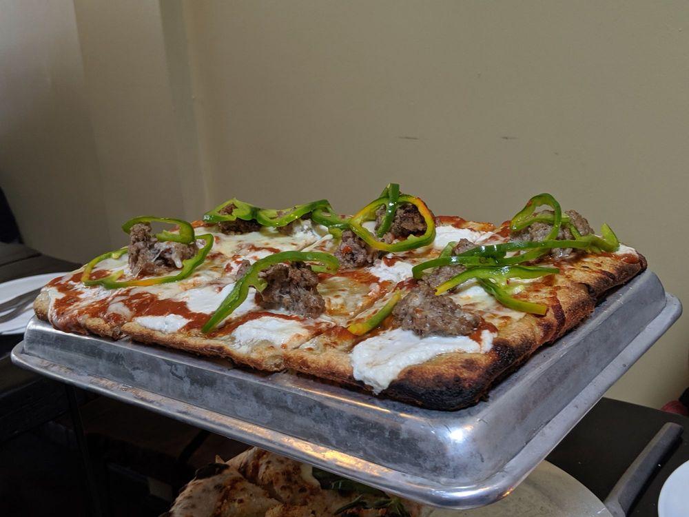 T&B Pizza: 251 Washington St, Somerville, MA