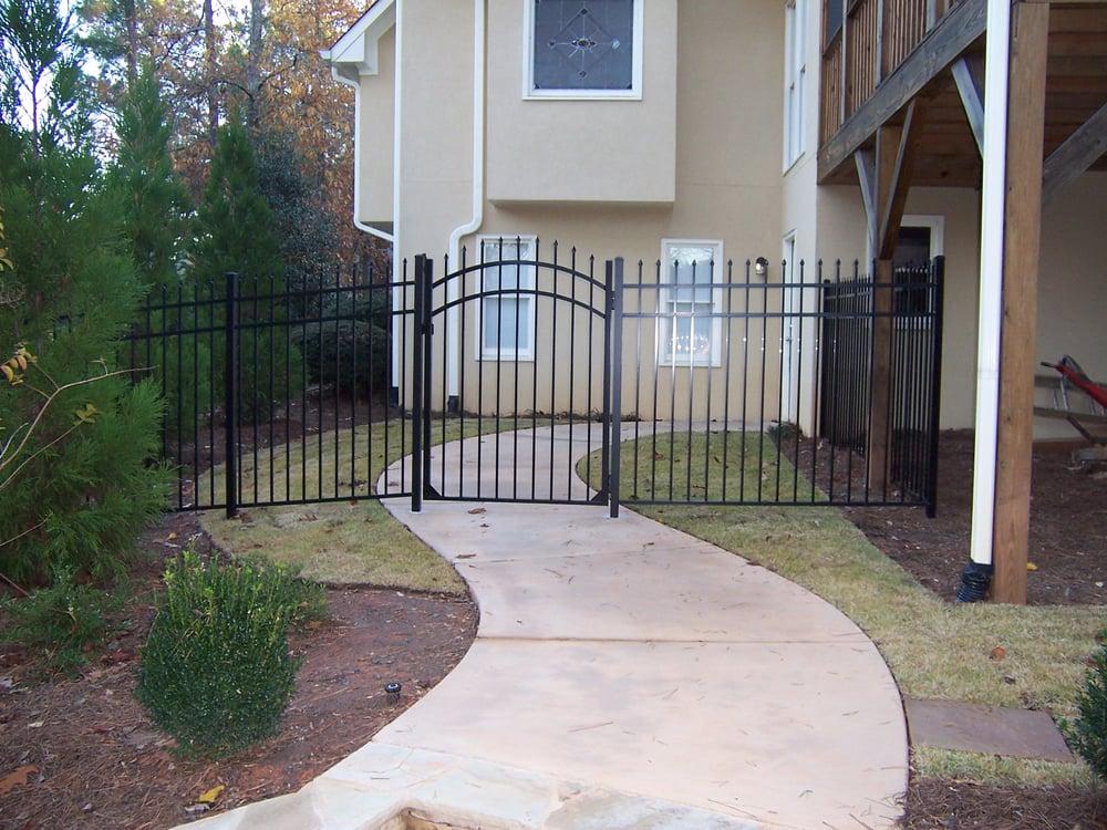 Summit Fence: 5522 Glade Rd SE, Acworth, GA