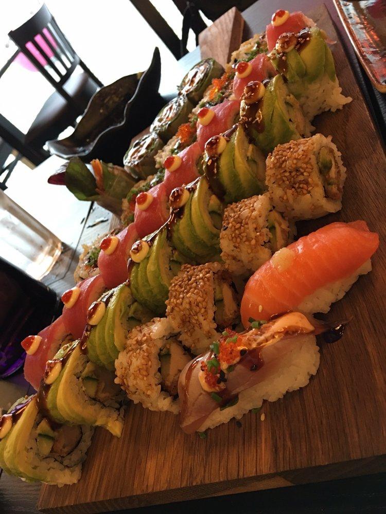 sushi ballerup centret
