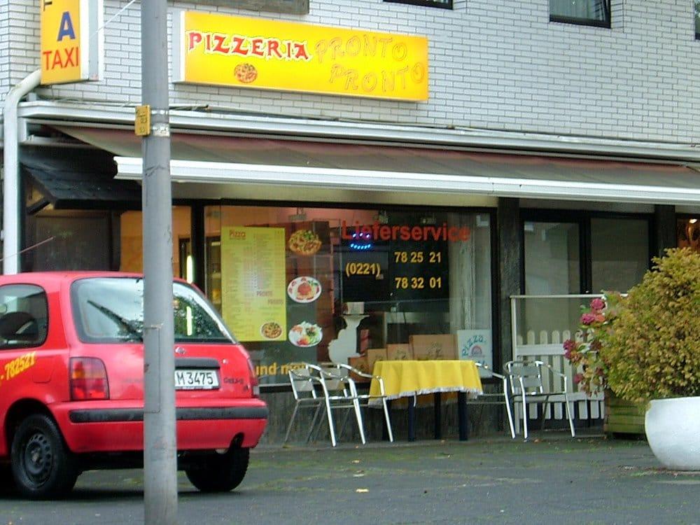 pizza taxi prono pronto pizza hackenbroicher str 109 worringen k ln nordrhein westfalen. Black Bedroom Furniture Sets. Home Design Ideas