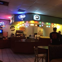 Photo of Lucky's Chicago Style Grill - Round Rock, TX, United States.  Looking