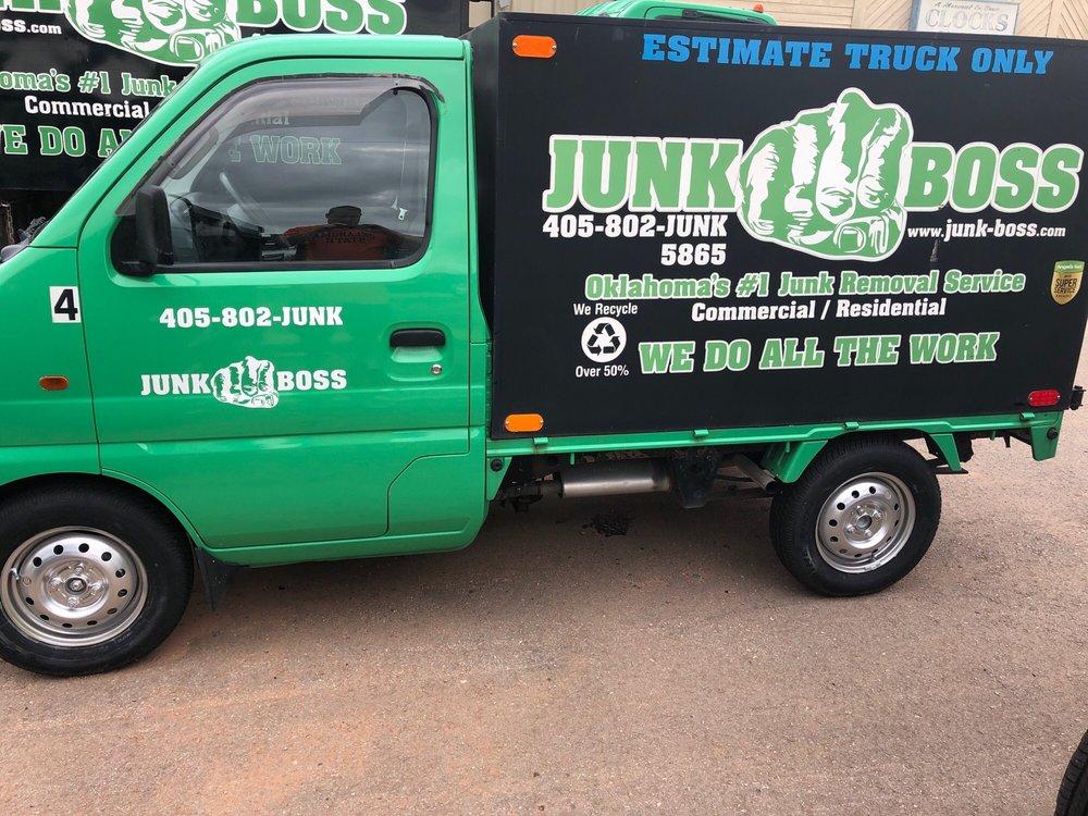 Junk Boss OKC: 711 West Edmond Rd, Edmond, OK