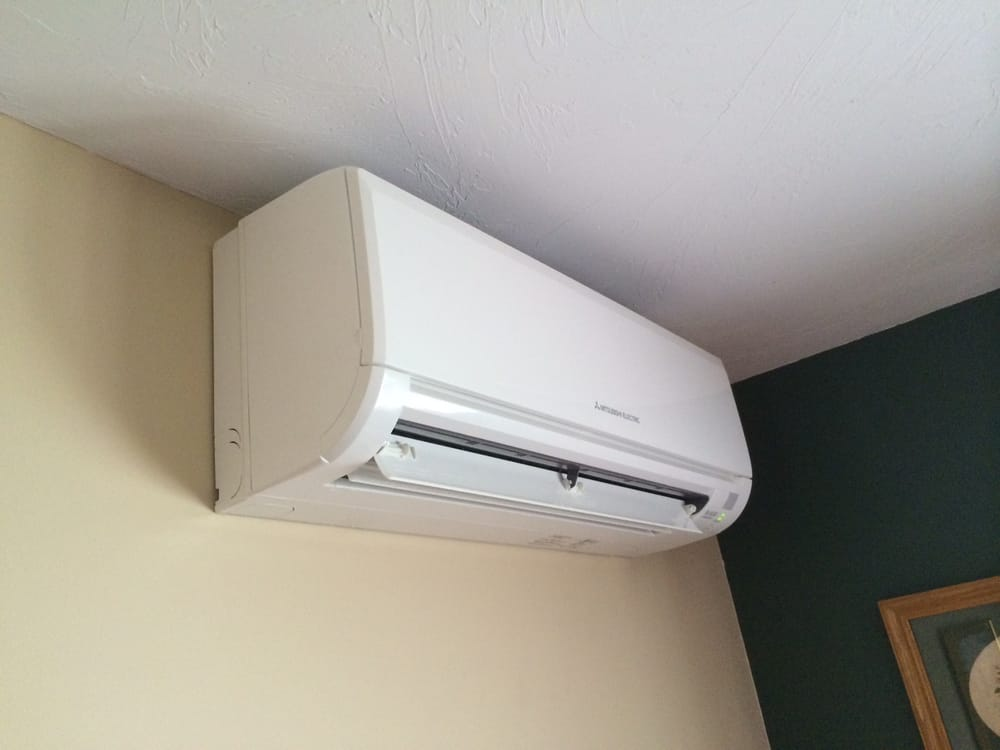 Photo Of CARJON Air Conditioning U0026 Heating   Smithfield, RI, United States.  Mitsubishi