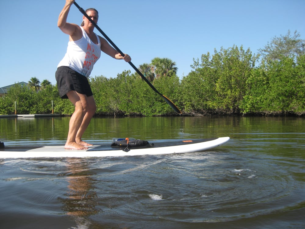Paddleboard Winter Haven: Winter Haven, FL