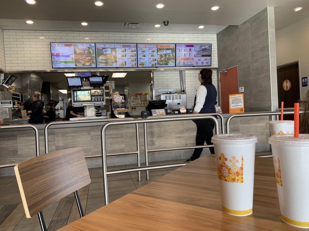 Burger King: 19619 Elderberry St Sw, Rochester, WA