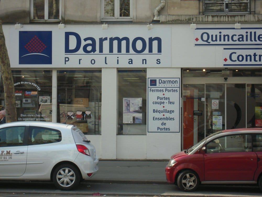 Darmon Prolians  Grands magasins  85 bis route de la