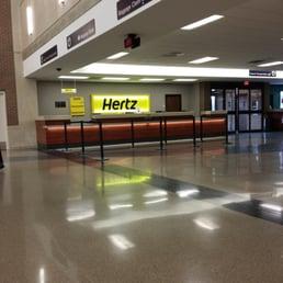 Hertz Rent A Car 15 Reviews Car Rental 8400 Airport