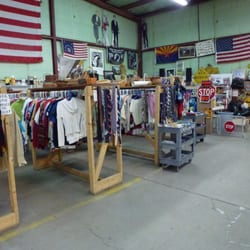 Photo Of Disabled American Vets Thrift Store   Prescott, AZ, United States.  Lots