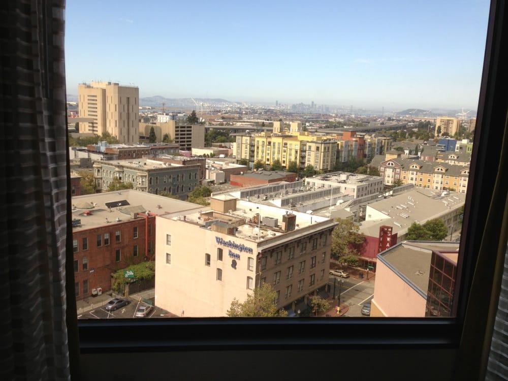 Marriott City Center Oakland Restaurants