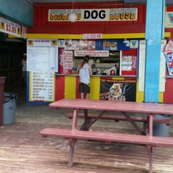 Chicago Dawg House 10 Reviews Hot Dogs 1400 Estero Blvd Fort