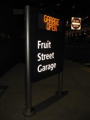 Fruit Street Garage 55 Fruit St Boston, MA Parking Garages