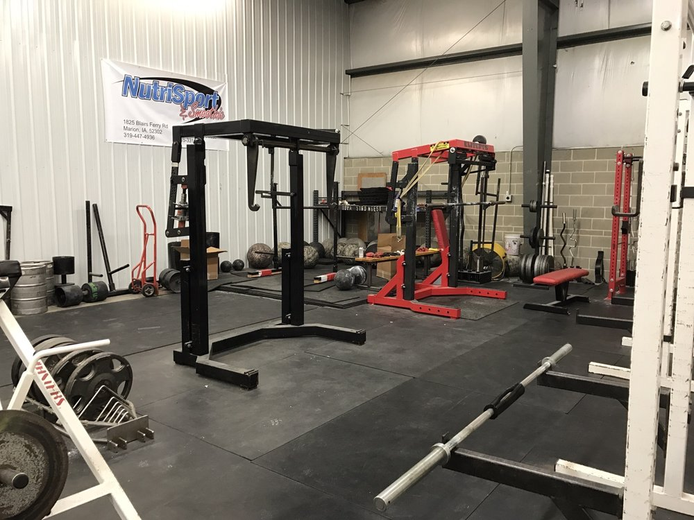 The Anvil Gym - 12 Photos - Trainers - 1707 Hawkeye Dr, Hiawatha, IA