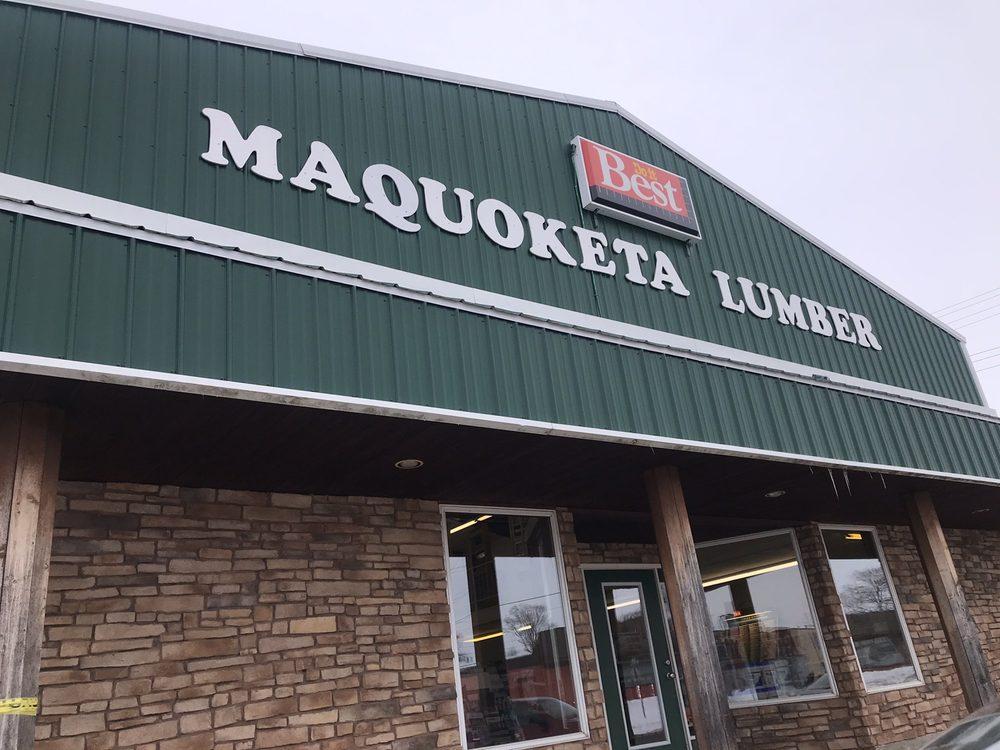 Maquoketa Do It Best Lumber: 501 N Main St, Maquoketa, IA