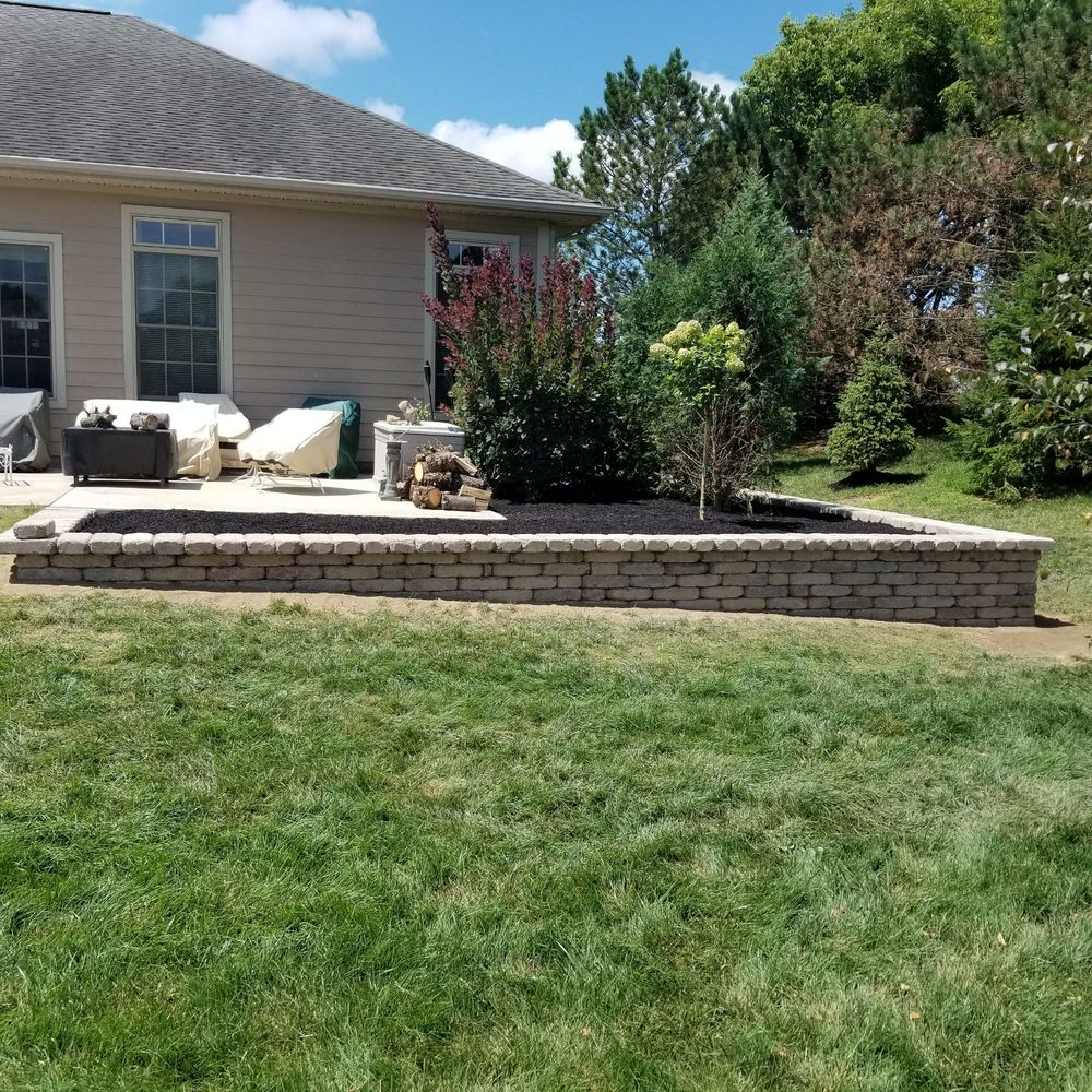 Cooper Landscaping: 9920 Greenville Falls Rd, Covington, OH