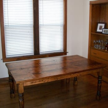 Photo Of Rustic Elements Furniture   Joliet, IL, United States. Our Table