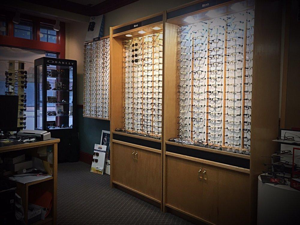 Allegan Eyecare: 123 Locust St, Allegan, MI