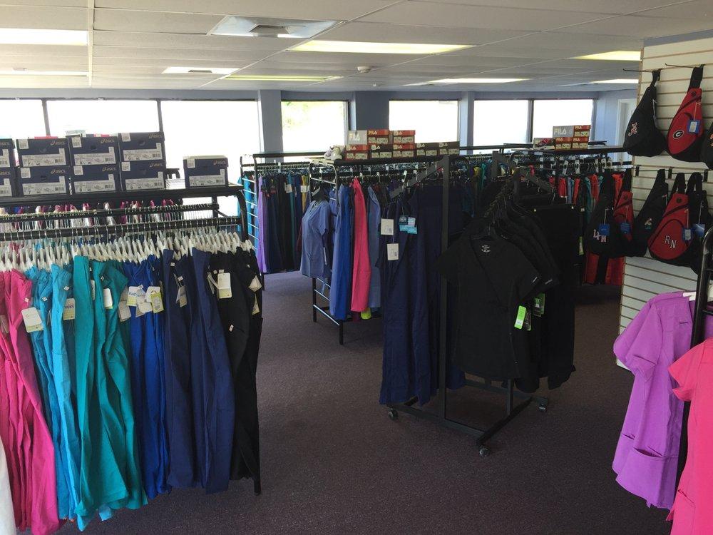 Plaza Uniforms: 1507 Lafayette Rd, Rossville, GA