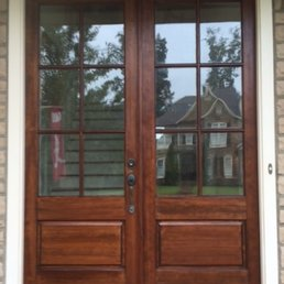 Photo of Refinish Your Door - Chapel Hill NC United States. Apex Door & Refinish Your Door - Refinishing Services - Chapel Hill NC - Phone ...