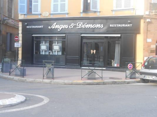 Restaurant Anges Et D Ef Bf Bdmons Toulouse