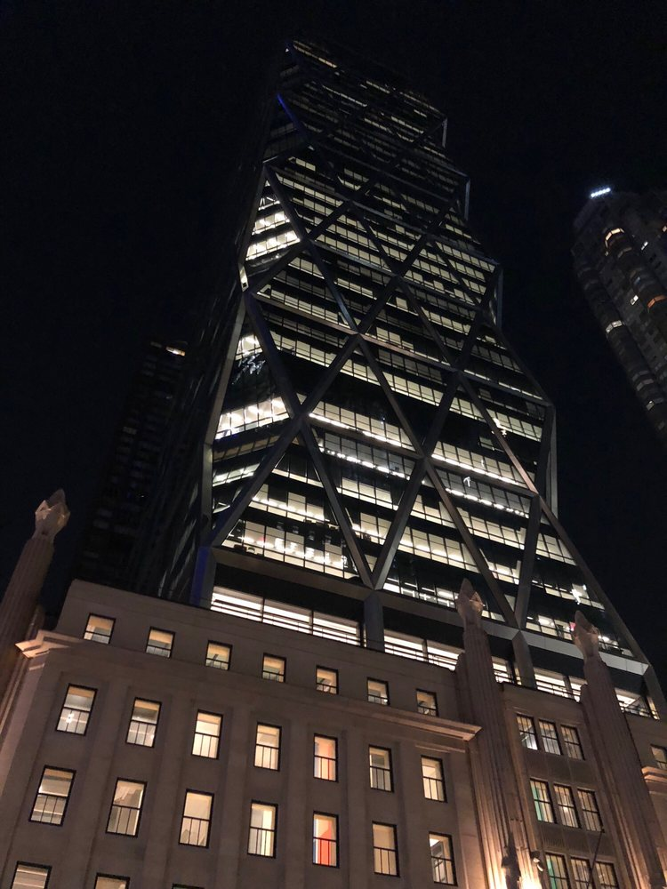 Hearst Tower: 300 W 57th St, New York, NY