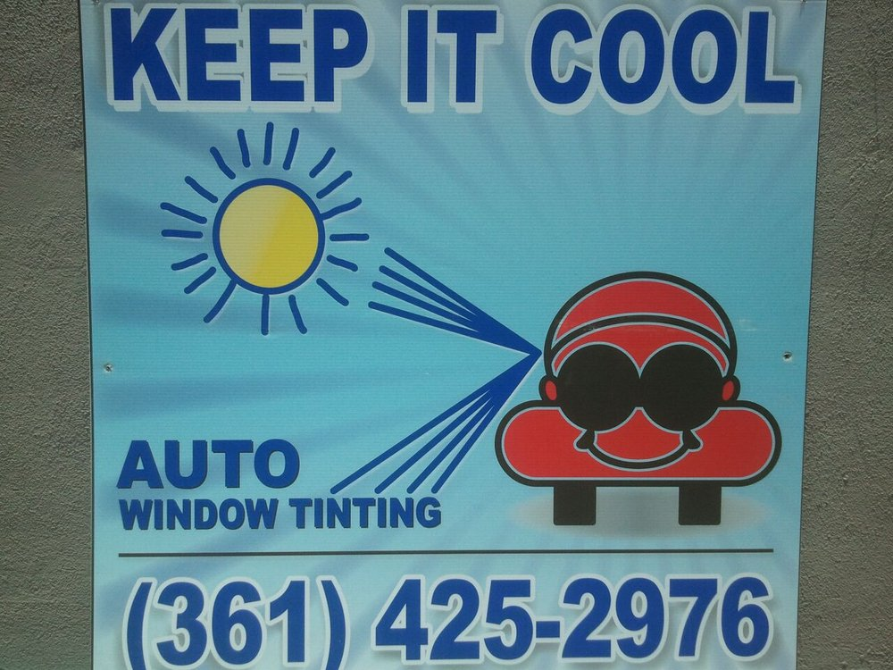 Keep It Cool Window Tinting: 4718 Kostoryz Rd, Corpus Christi, TX