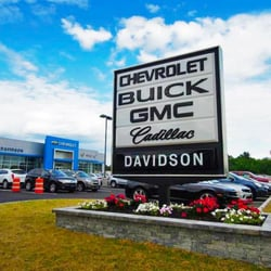 Davidson Chevrolet Cadillac Buick Gmc Of Rome Car Dealers 5871
