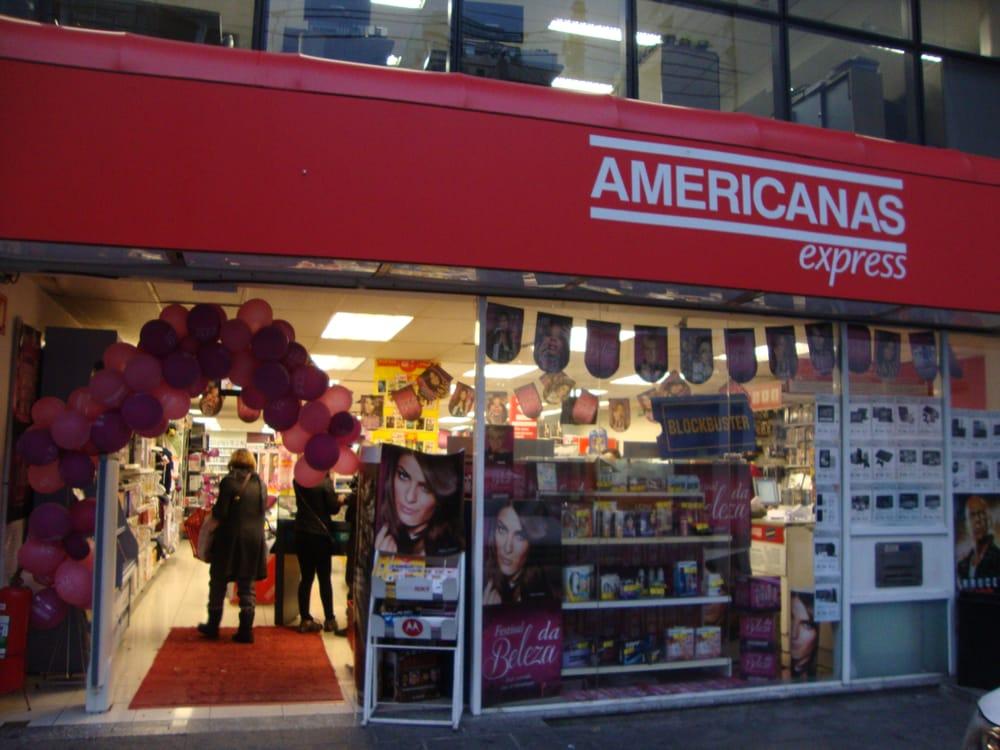 Americanas Express - Vila Nova Conceição